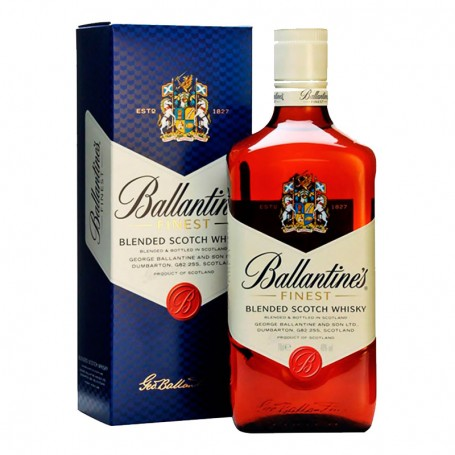 Ballantine's Scotch Whisky Finest 750cc