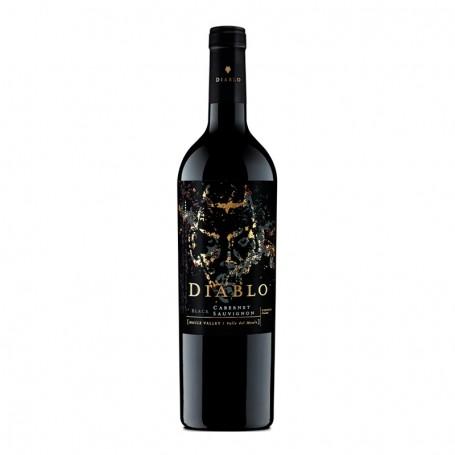 Vino Diablo Black Cabernet Sauvignon 750 ml Vintage