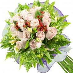 Ramos de 20 Rosas Blancas