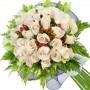 Ramos de 30 Rosas Blancas