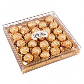 Bombones de Chocolate Ferrero Rocher 300grs