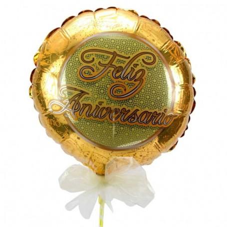 Globo Feliz Aniversario