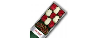 Cajas de Rosas Mix Colores