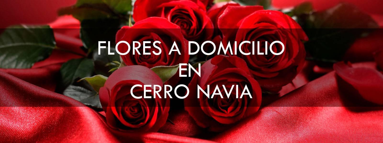Flores a domicilio en Cerro Navia