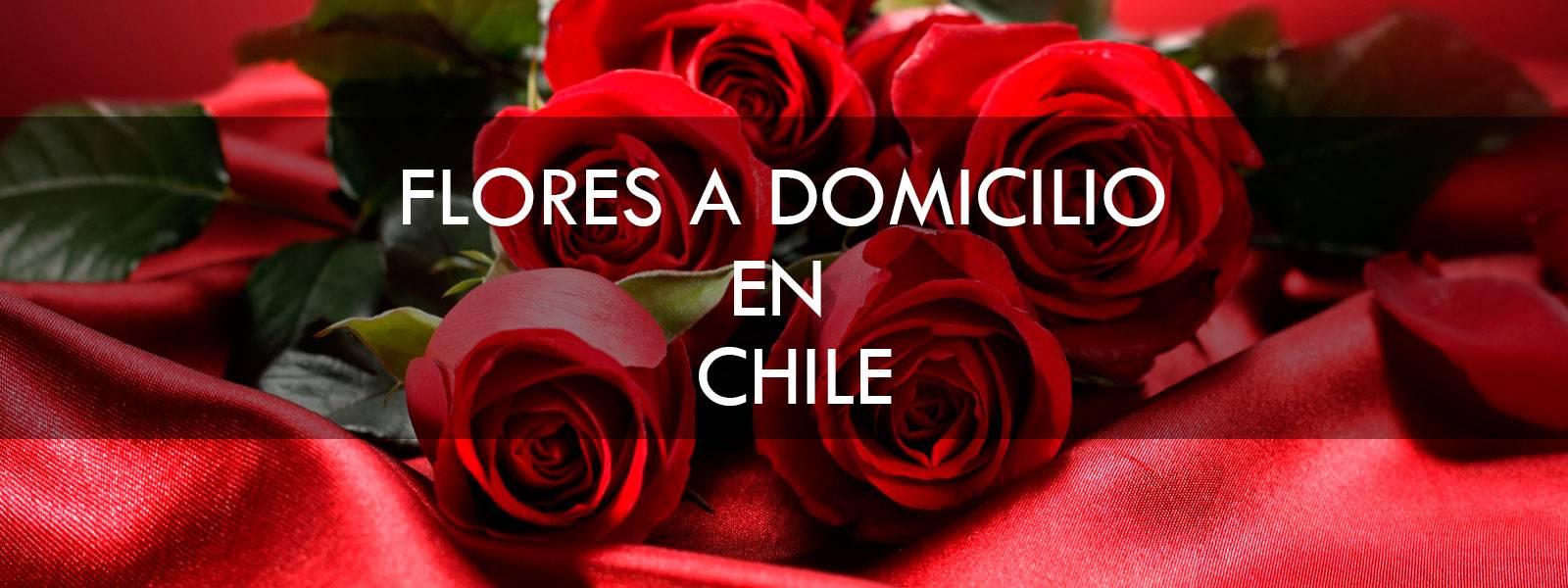 Flores a domicilio en Chile