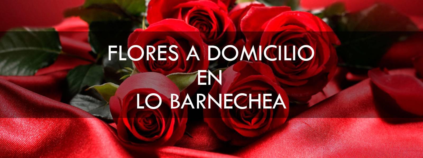 Flores a domicilio en Lo Barnechea