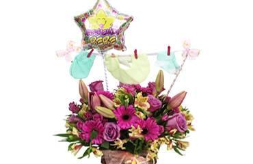 flores a domicilio nacimientos