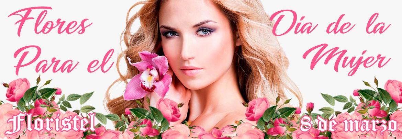 flores para el día de la mujer